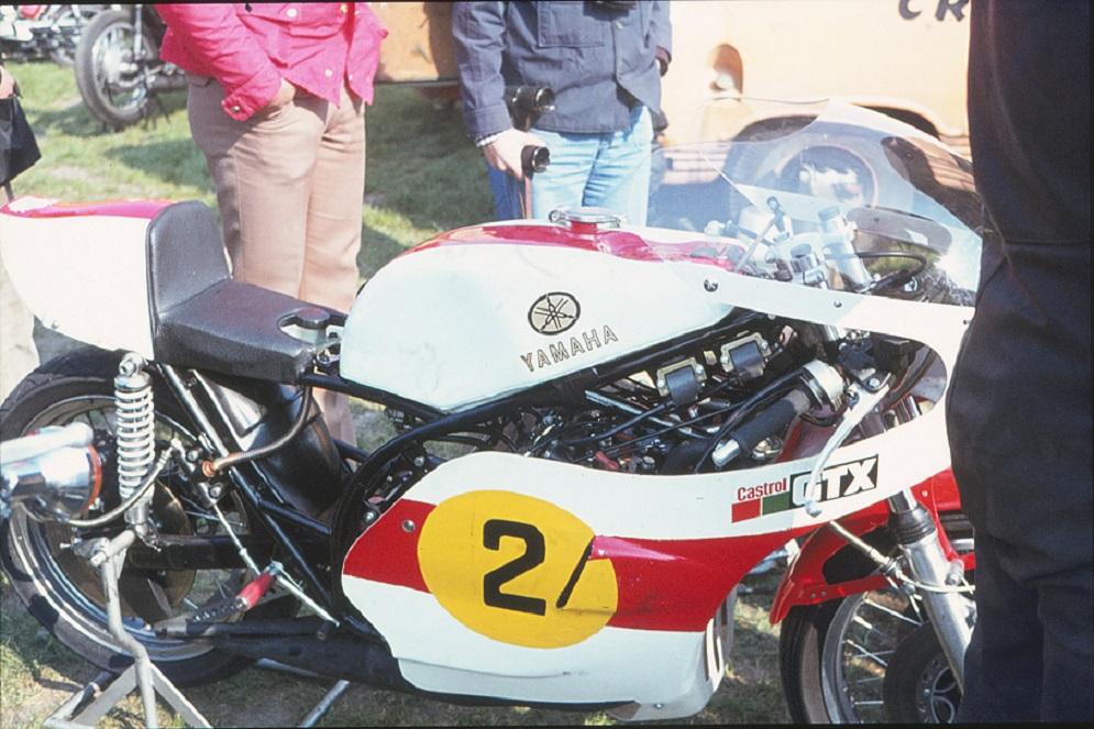 Alex Rasmussen har taget dette billede af en OW31, men om det var den Franz kørte på til Grand Pokal løbet i 77, husker han ikke.
