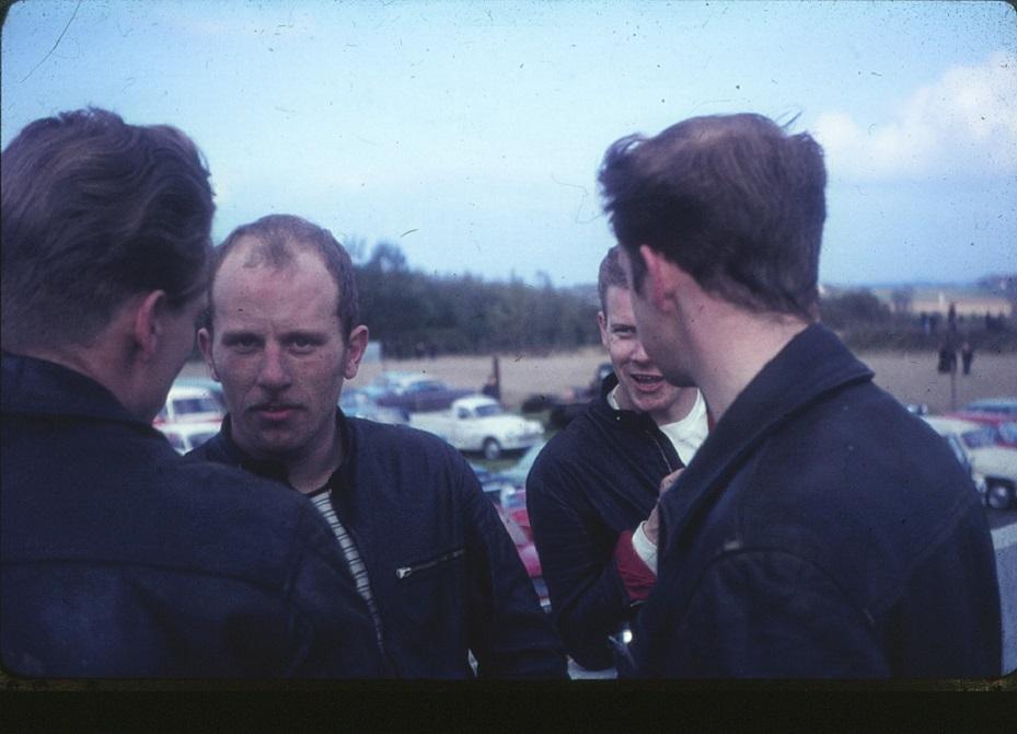 Ryttergårdssnak, nok DM 1966 Ring Djursland.