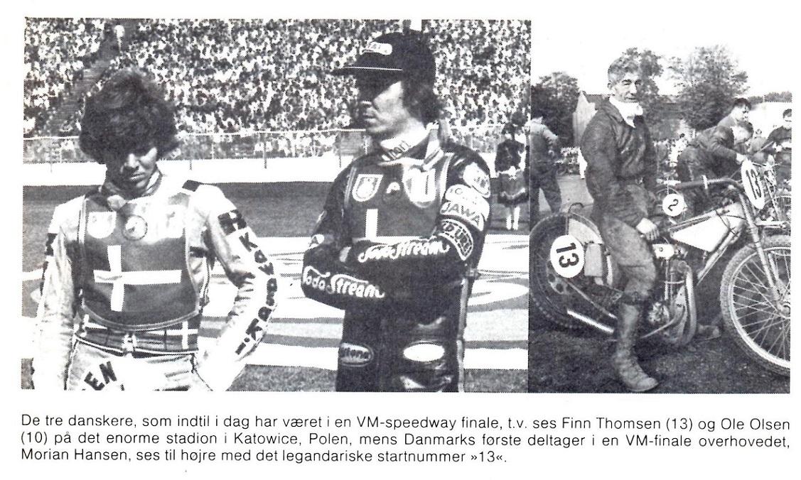 Motorbladets jan.-febr. nummer 1980 bragte et billede af de tre danskere, der indtil da havde været i en VM-finale.