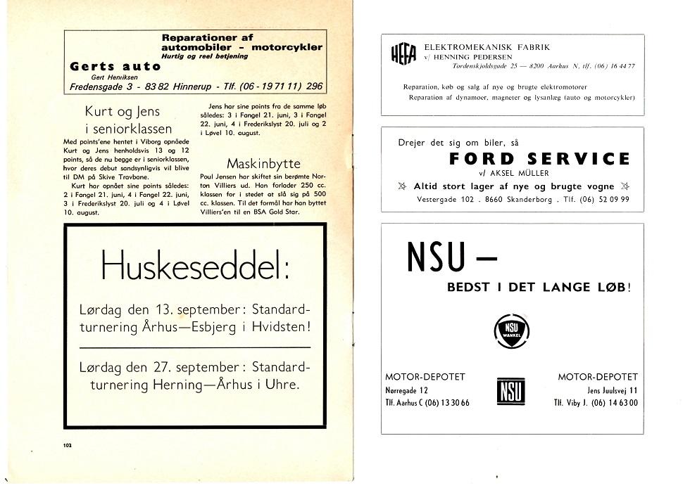 Klubblad 1969