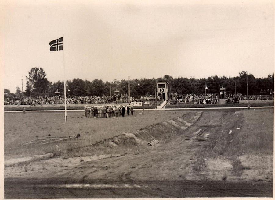 Efter Tammerfors gik turen til Målilla, der stod for den svenske afdeling.