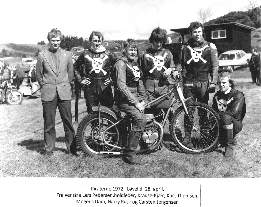 Piraterne 1972