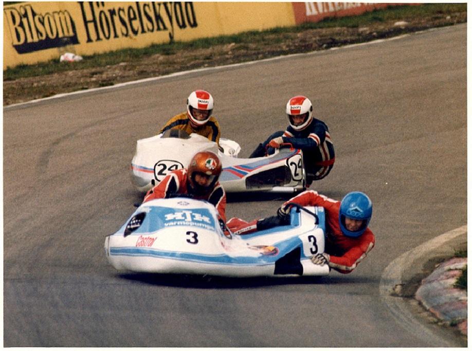 Ring Knutstorp, år 1981-82-83. Img3.