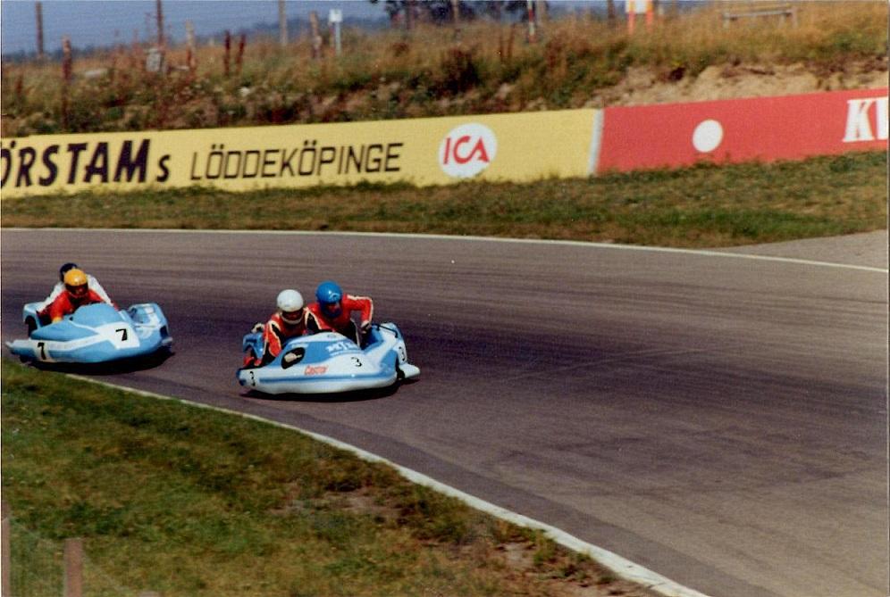 Ring Knutstorp, år 1981-82-83. Img2.