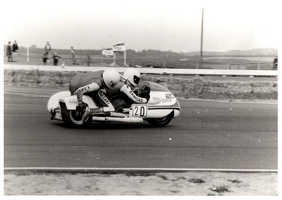 NM på Jyllands-Ringen 1978. John og Ole her med 20 blev nr. 6.