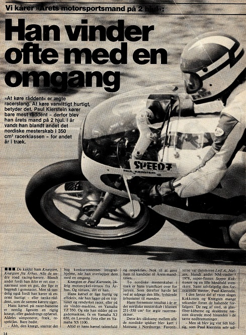 1981 Paul Årets mand 2-hjul img1