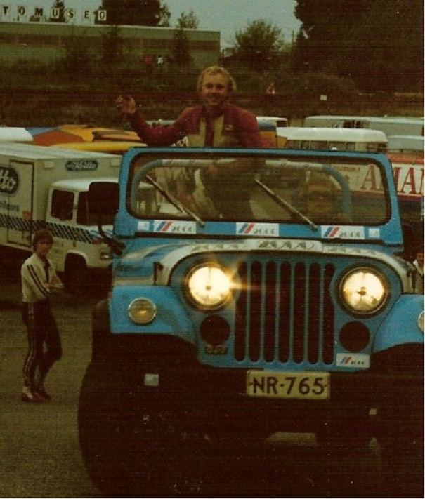 Nordisk Mester 1979 i 350cc klassen.