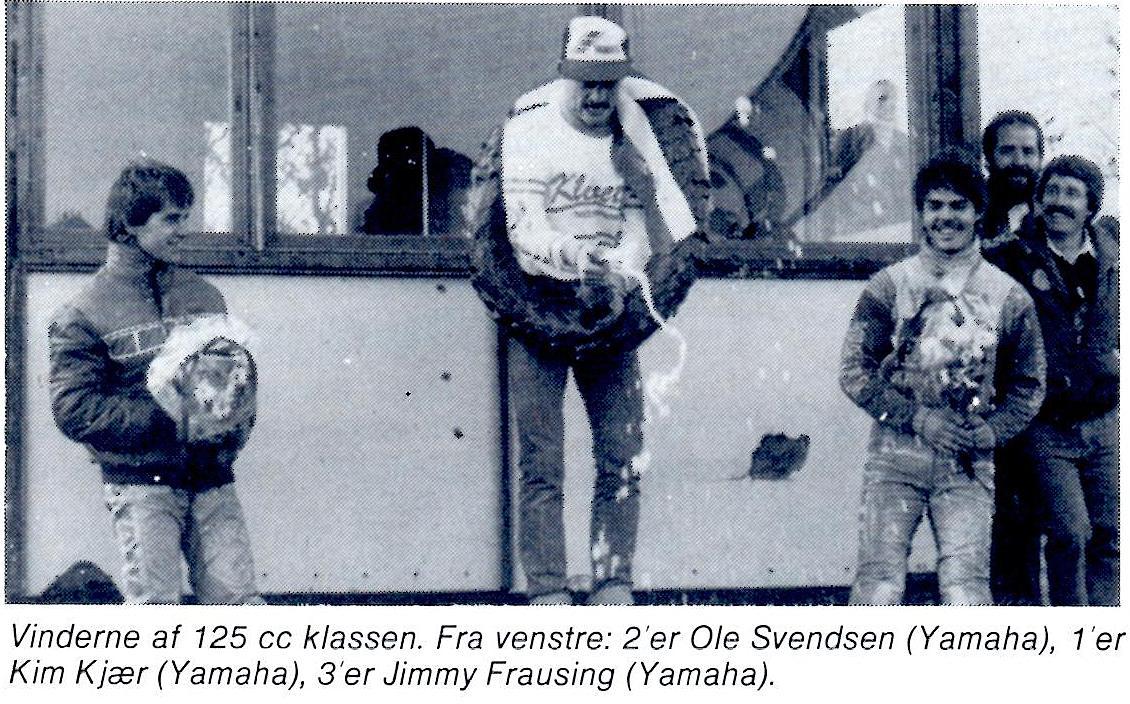 Sejrsskamlen DM 1984 125cc. MB okt.