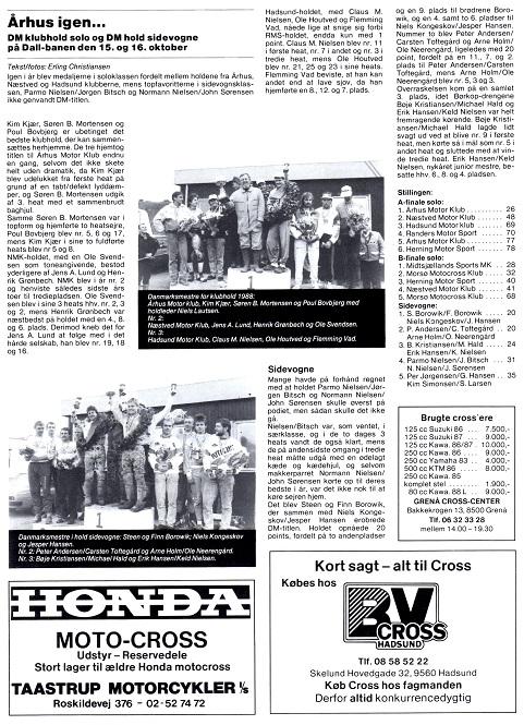 Motorbladet fortæller om nyt guld til AMK i DM-Hold.