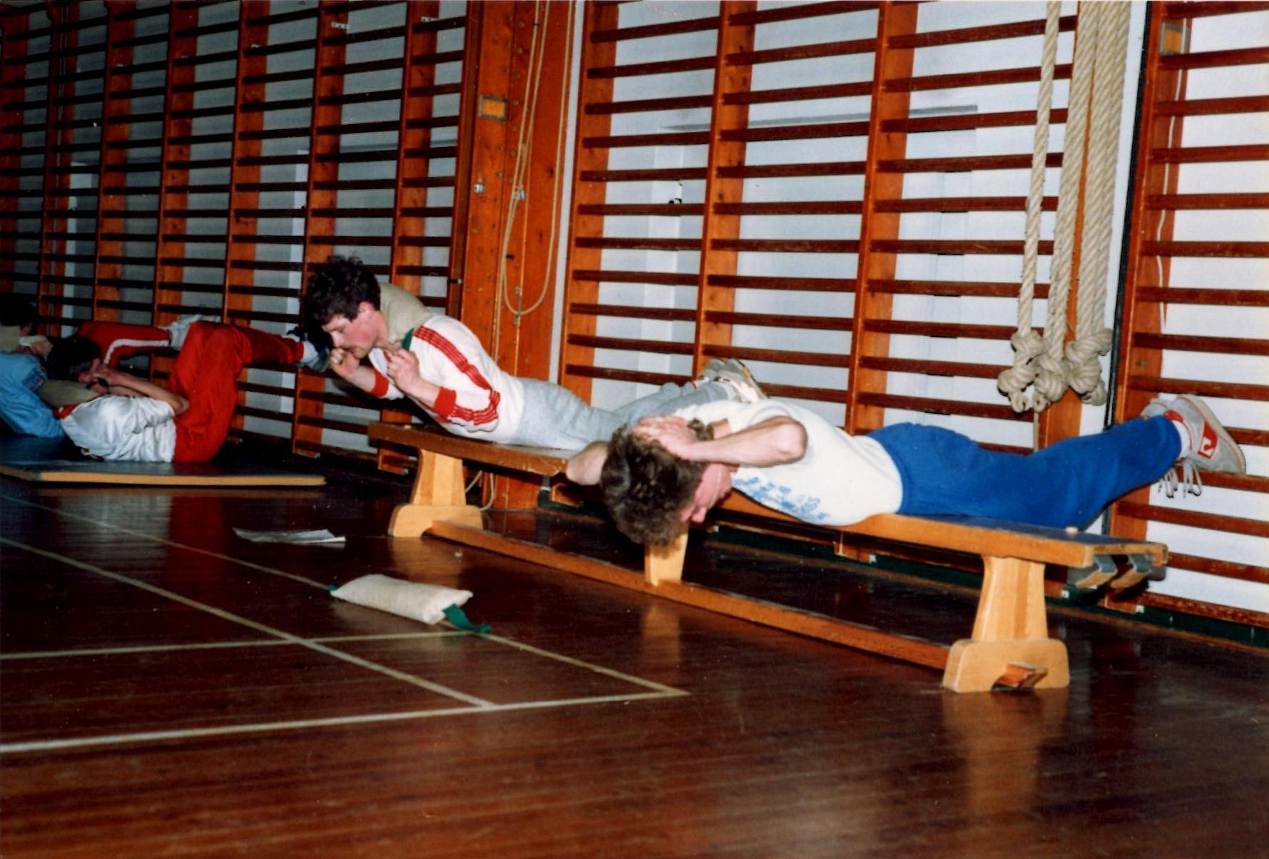 AMK Gymnastik 1987