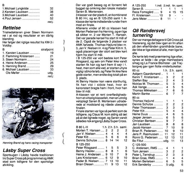 1992-07 Klubblad Låsby onsdag 3. juni