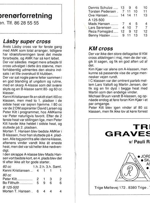 1994-07 Klubblad Låsby onsdag 1. juni