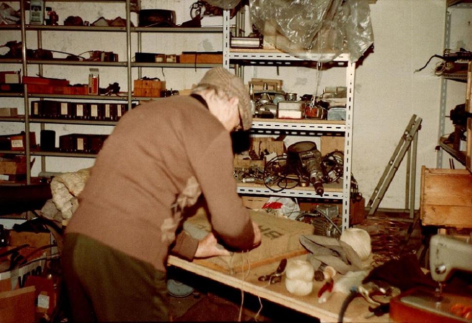 Thorkild Berke Jørgensen, pensioneret sadelmager boede i huset på Oddervej. Han lavede alt sadelmagerarbejdet med indtræk og en meget flot kaleche. Han var i øvrigt bror til klubbens tidligere kasserer Robert Berke Jørgensen.