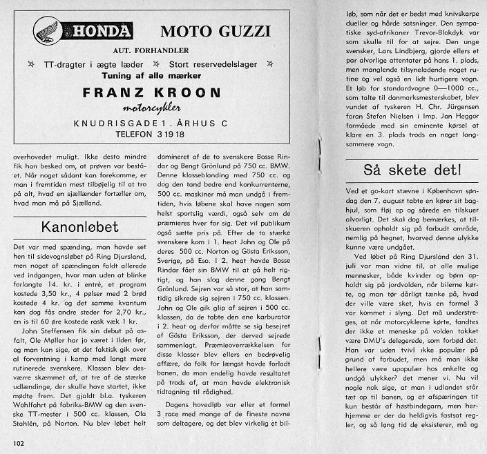 Klubbladet sept. 66