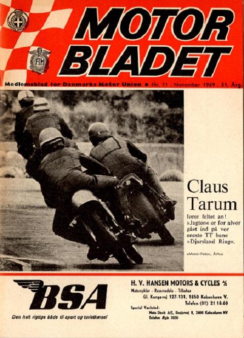 1969-11 MB Ring Djurs 28.sept. på forsiden
