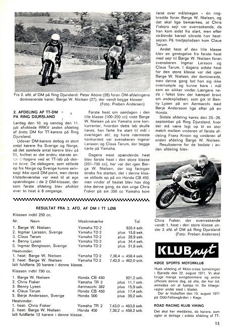 1971-08 DMU Blad  2.afd. DM TT