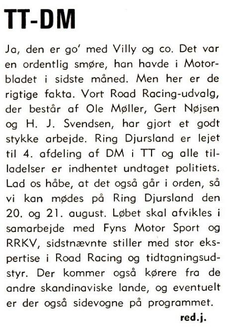 1977-04 Klub AMK ny arr. Ring Djurs
