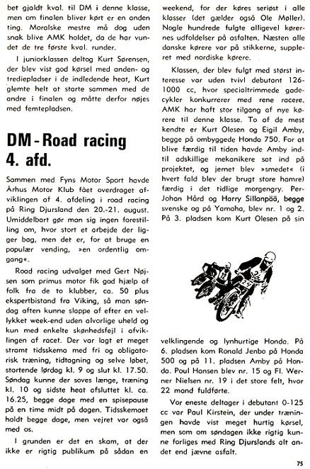 1977-10 Klub AMK Ring Djurs Franz 2,Kirstein deb. img1