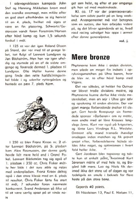 1977-10 Klub AMK Ring Djurs Franz 2,Kirstein deb. img2