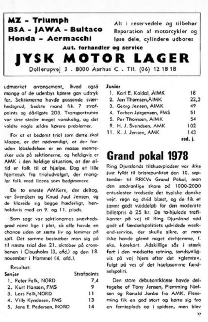 1978-10 Klub Grand Pokal Ring Djurs img1