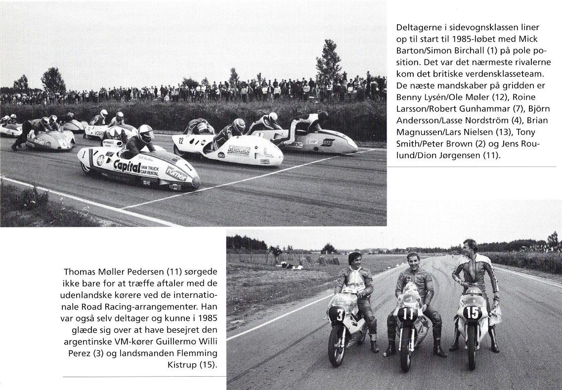 Et par billeder med tekster fra Alstrups bog.