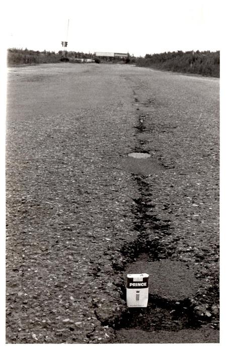 Ring Djursland dårlig asfalt img4 MB1982 aug.
