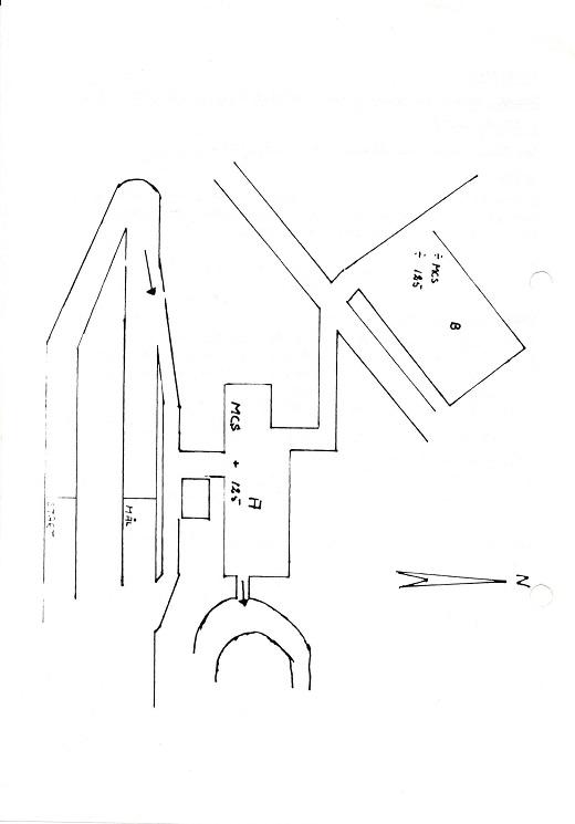 Løbets tillægsregler, der blev lavet i både en dansk og en engelsksproget udgave. img3