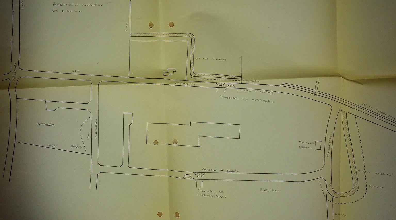1. delbillede af foregående kort. Her kan man se Super Motard sporet til højre.