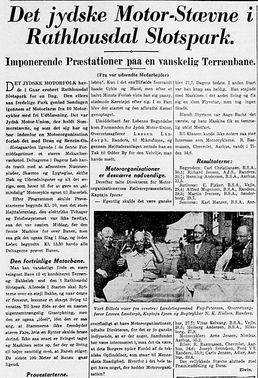 Rathlousdal aug. 1938. JP´s omtale img1