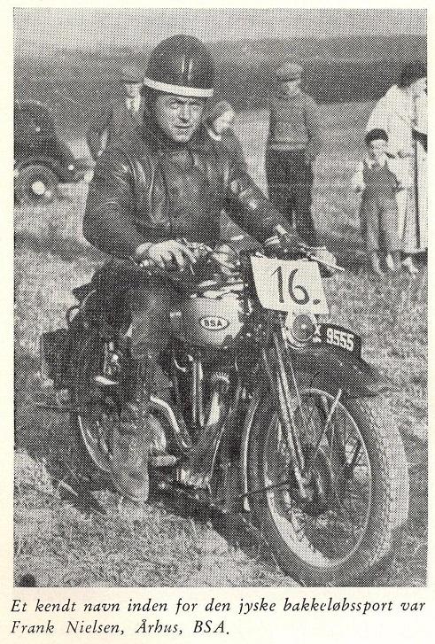 Frank Nielsen vandt bakkeløbet i Rodstenseje sept. 1936.