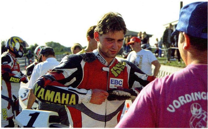 Søren Hole vandt den store A-klasse.
