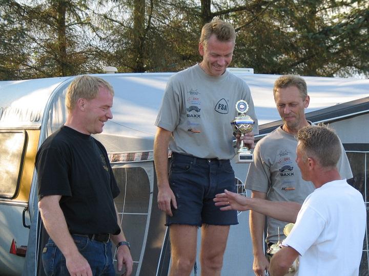 Jens Kroon vandt Classic foran Vagn Jensen og Torben Hansen