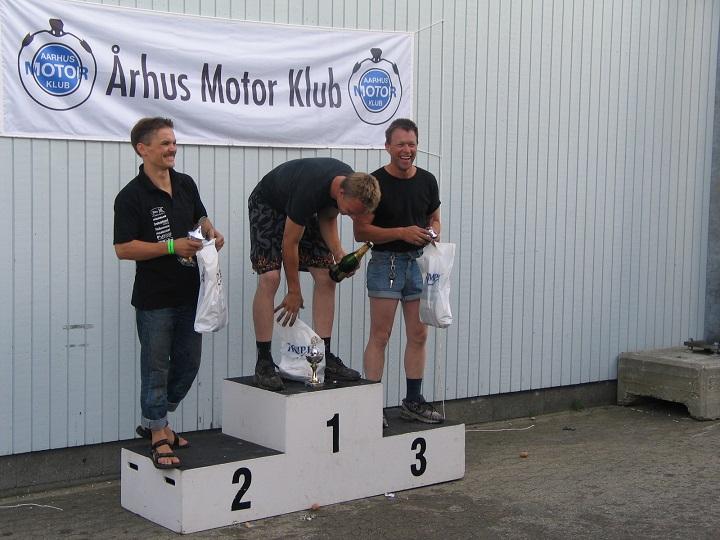 Stocksport 250/400. Søren Lauritsen vandt foran Anders Heine og Alex Lauridsen