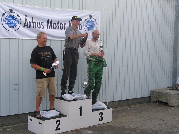 Carl Frederiksen vandt Classic foran Poul Jørgen Taul og Jesper Brøns