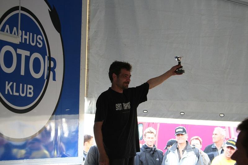 Stocksport 125cc senior. Vinder Torkild Hansen
