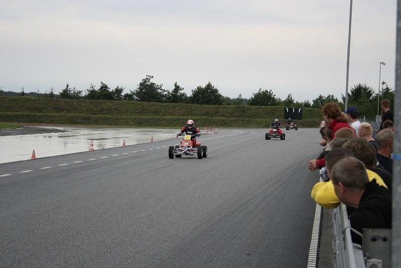 Der var Quad-racere på programmet ved dette stævne.