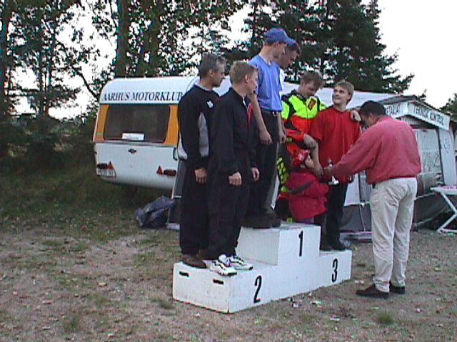 Jørgen og Peter Wall vandt MCS foran Billy Gällross/Berglund og Poul Olesen/Per Skov.