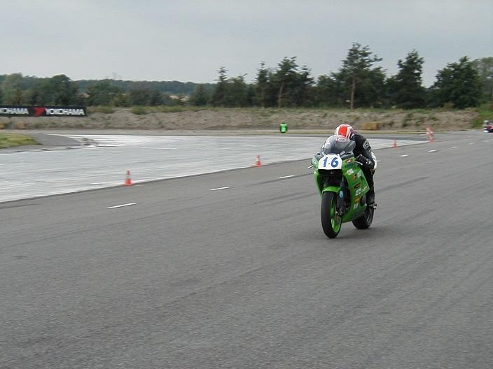 Nicolai Sørensen i SS600