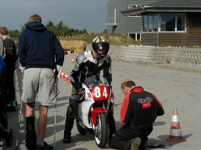 Jens Jensen 125 Racer