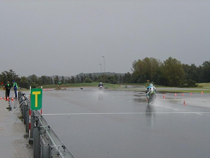 Regnvejrstidtagning