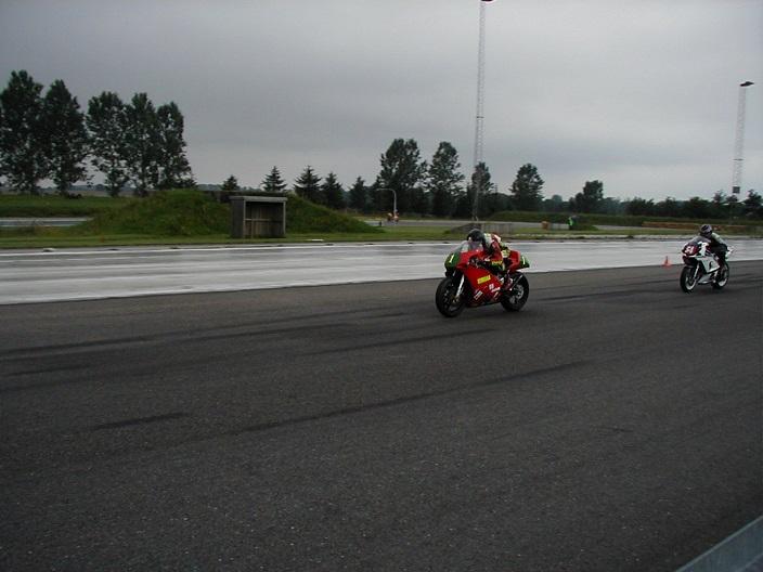 Nicolai Sørensen 250cc Racer