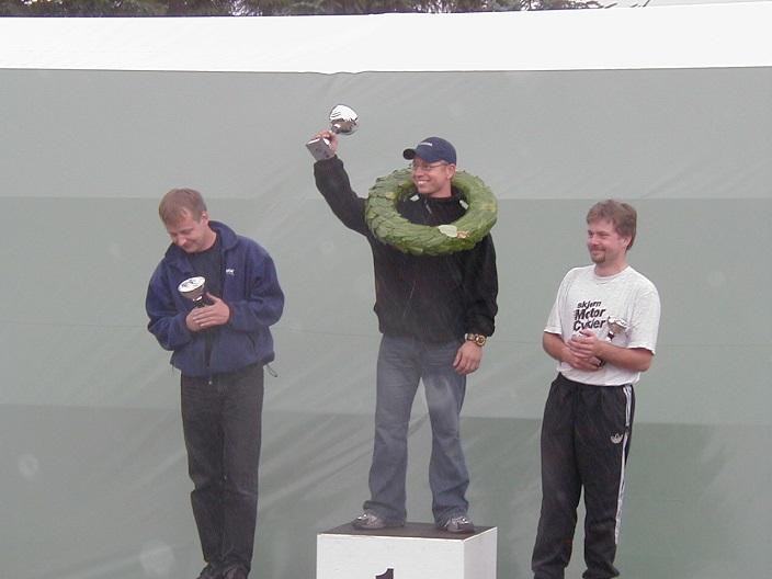 Tom Højgaard vandt Rookie I foran Chresten Christensen tv og Tomas Linnet