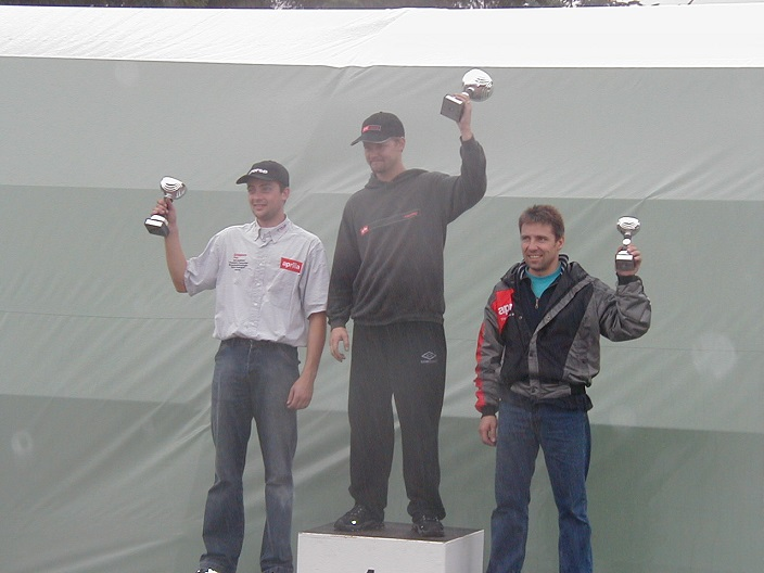 Per Anders Johannesson vandt 400st foran Ole Kristiansen tv og Erik Thomsen