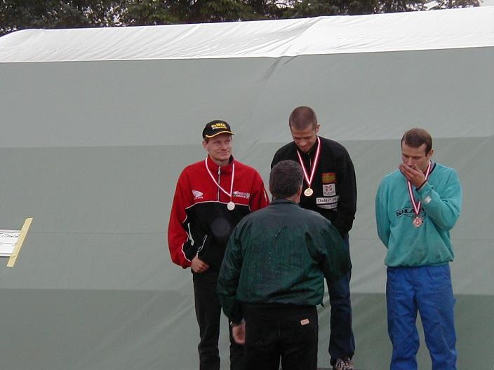 -men i DM slutresultat vandt Nicolai Sørensen foran Jørgen Vendelbo tv og Ronnie Ourø.