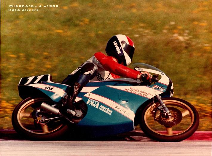 EM-løbet Misano 88. Img1