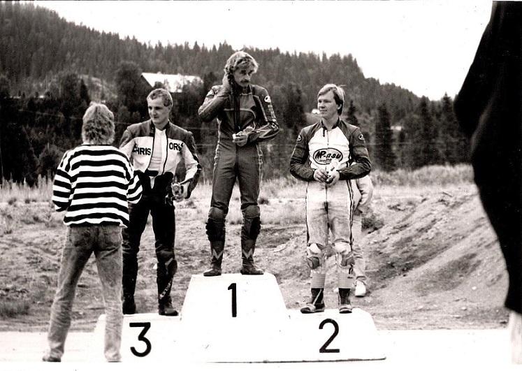 Jukka Vainio vandt i Mo i Rana foran Tuominen th og Chris. I NM slutresultatet 1988 blev Vainio mester foran Chris og Tuominen.