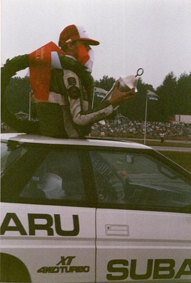 1988-08 JR img4. Finn på æresrunde.
