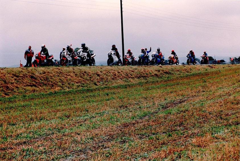 1988-09 Helsinge img7. Startstrækningen