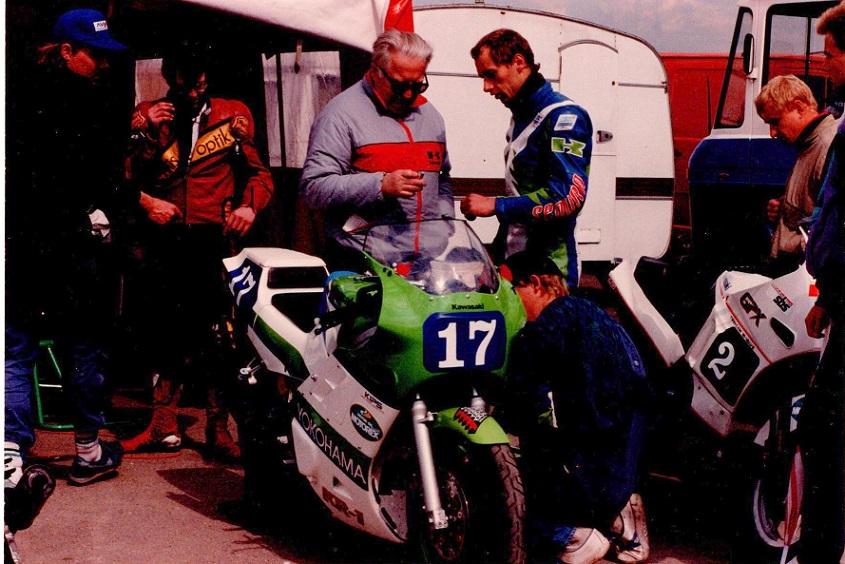 1989-05-14 JR img1. Carl Andersen og Finn.