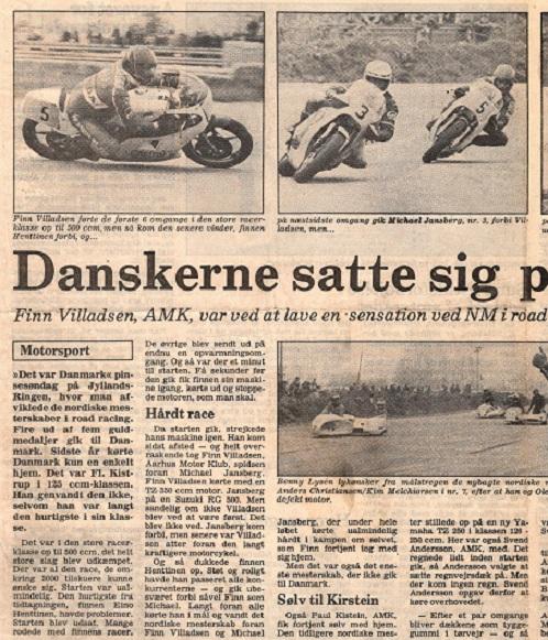 1986-05 JR NM. Stiftens omtale img1